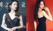 Sao nữ Hoa ngữ diện đầm đen: Người kiêu ngạo như thiên nga, kẻ diễm lệ tựa tiểu thư quý tộc