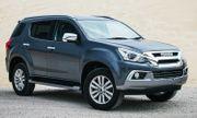 Bảng giá xe Isuzu mới nhất tháng 4/2020: MU-X Prestige 4x4 AT giảm tới 200 triệu đồng