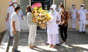 Bệnh nhân số 34 ở Bình Thuận được xuất viện