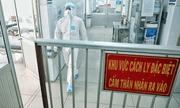 45 y bác sĩ Viện Huyết học Truyền máu Trung ương âm tính với virus SARS-CoV-2