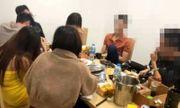 Quảng Ninh: Phát hiện nhóm người tụ tập liên hoan tại nhà hàng