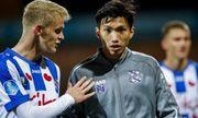 CĐV Heerenveen không muốn CLB gia hạn hợp đồng với Văn Hậu
