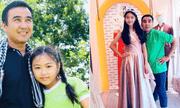 MC Quyền Linh tiết lộ chiều cao vượt trội của con gái khi mới 14 tuổi