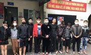 Hà Nội: Bắt giữ 11 đối tượng tụ tập sử dụng ma túy tại nhà riêng