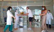 Chống dịch COVID-19: Những tin vui Từ tiểu ban điều trị
