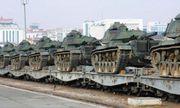 Thổ Nhĩ Kỳ tiếp tục điều động hàng chục chiến tăng M60T tới 'chảo lửa' Idlib