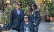 Bức ảnh hiếm hoi hé lộ mối quan hệ giữa Đông Nhi và mẹ chồng đại gia