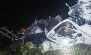 Lâm Đồng: Xe tải đổ đèo không may rơi xuống vực, tài xế nguy kịch trong cabin