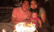 Hé lộ bức hình gia đình hạnh phúc hiếm hoi của cố nghệ sĩ Mai Phương và Phùng Ngọc Huy