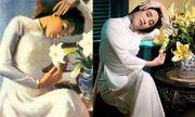 Bị chỉ trích bôi nhọ tác phẩm kinh điển của danh hoạ Việt Nam, Huỳnh Lập nói gì?