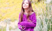 Chỉ bằng một bức ảnh, con gái Hồng Nhung chiếm trọn trái tim người hâm mộ vì quá giống thiên thần