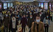 Vũ Hán: Hơn 620.000 lượt khách di chuyển trong ngày đầu tiên dỡ lệnh phong tỏa