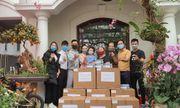 Tuấn Hưng tặng 20.000 khẩu trang cho Bệnh viện Bệnh Nhiệt đới Trung ương