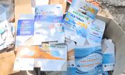 Vụ hơn 2,5 tạ khẩu trang y tế đã qua sử dụng được tái chế: Lời trần tình khó hiểu của người trong cuộc