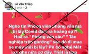 Đăng tải thông tin xúc phạm nhà báo, luật sư Lê Văn Thiệp bị phạt 8 triệu đồng