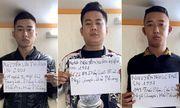"""Tạm giữ 3 """"quái xế"""" đua xe gây náo loạn đường phố Hải Phòng trong đêm"""