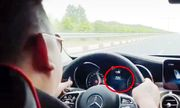 Truy tìm tài xế Mercedes phóng tốc độ 234km/h trên cao tốc