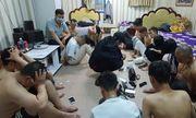 Đà Lạt: Bắt giữ hơn 20 nam nữ tụ tập chơi ma túy trong khách sạn