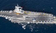 Gần 600 thủy thủ trên tàu sân bay Mỹ nhiễm Covid-19
