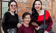 Angela Phương Trinh khoe ảnh với mẹ và em gái, dân tình trầm trồ khen ngợi