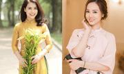 Bạn gái xinh đẹp kém nhiều tuổi của Chí Trung, Công Lý: Toàn sắc vóc không phải dạng vừa