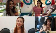 Nhan sắc khác biệt của mỹ nhân Việt trong ống kính