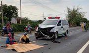 Tin tai nạn giao thông mới nhất ngày 16/42020: Tông trực diện vào xe tải, nam thanh niên tử vong tại chỗ