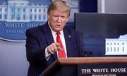 Tổng thống Trump tuyên bố ngừng cấp ngân sách cho WHO
