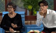 Quang Đăng từng trải qua một cơn bạo bệnh suýt chết, tới giờ vẫn ngủ chung với mẹ