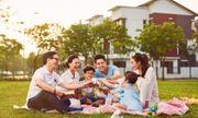 Chọn không gian sống cho gia đình 3 thế hệ