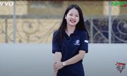 Nhan sắc nữ sinh trường quốc tế học giỏi, hát hay gây sốt trên sóng truyền hình