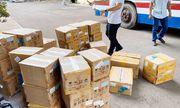 Cảnh sát đột kích kho mỹ phẩm nhập lậu của hoa hậu Nguyễn Thị Thu Thảo