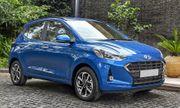 Hyundai Grand i10 Nios CNG trình làng giá rẻ giật mình, chỉ hơn 200 triệu đồng
