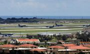 Mỹ bất ngờ rút hết máy bay ném bom B-52H khỏi đảo Guam