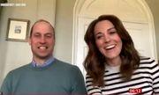 Vợ chồng Công nương Kate chia sẻ về cuộc sống cách ly ở nhà cùng các con