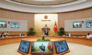 Thủ tướng làm việc với TP. Hà Nội