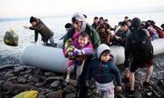 Đức tiếp nhận 47 trẻ em tị nạn ở Hy Lạp