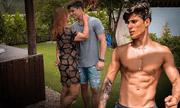 Tình trẻ kém 30 tuổi của mẹ siêu sao Neymar tiếp tục vướng tin đồn hẹn hò cùng người đồng giới
