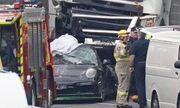 Úc: 4 cảnh sát bị xe tải tông chết khi đang làm nhiệm vụ