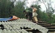 Sơn La: Mưa đá, dông lốc khiến 1 người thiệt mạng, 4 người bị thương