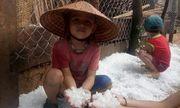 Nghệ An: Mưa đá, lốc xoáy liên tiếp tàn phá nhiều bản làng