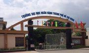Vụ tiến sĩ Bùi Quang Tín rơi lầu tử vong: Tạm đình chỉ thêm 15 ngày với 7 cán bộ đại học Ngân hàng TP.HCM