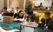 Bắt quả tang nhiều người nước ngoài đánh bạc trong biệt thự hạng sang ở Đà Nẵng