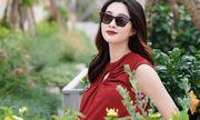 Hoa hậu Đặng Thu Thảo chính thức xác nhận mang bầu lần hai
