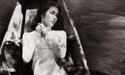 Hé lộ bộ ảnh đen trắng thần thái cực phẩm của Tăng Thanh Hà trước khi kết hôn