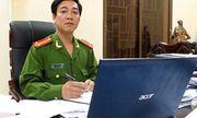 Trung tá Cao Giang Nam thôi giữ chức Phó trưởng Công an TP Thái Bình