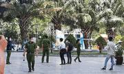 Vụ tiến sĩ Bùi Quang Tín tử vong: Cảnh sát kiểm tra lại hiện trường, vị trí tổ chức ăn nhậu