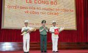 Thượng tá Huỳnh Việt Hòa giữ chức Giám đốc Công an tỉnh Hậu Giang