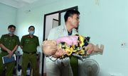 Thực nghiệm điều tra vụ bé 4 tuổi bị người tình của mẹ đánh tử vong