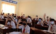 TP.HCM: Điều chỉnh khoảng cách an toàn khi học sinh quay lại trường
